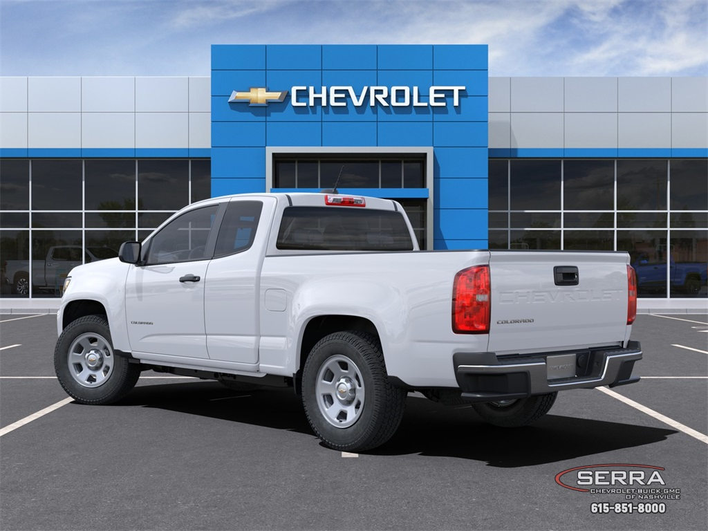 2021 Chevrolet Colorado Extended Cab 4x2, Pickup #C12574 - photo 4