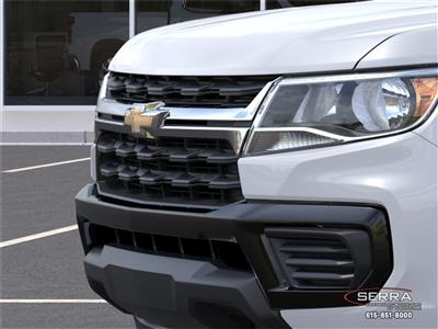 2021 Chevrolet Colorado Extended Cab 4x2, Pickup #C12574 - photo 11