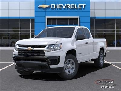 2021 Chevrolet Colorado Extended Cab 4x2, Pickup #C12574 - photo 6