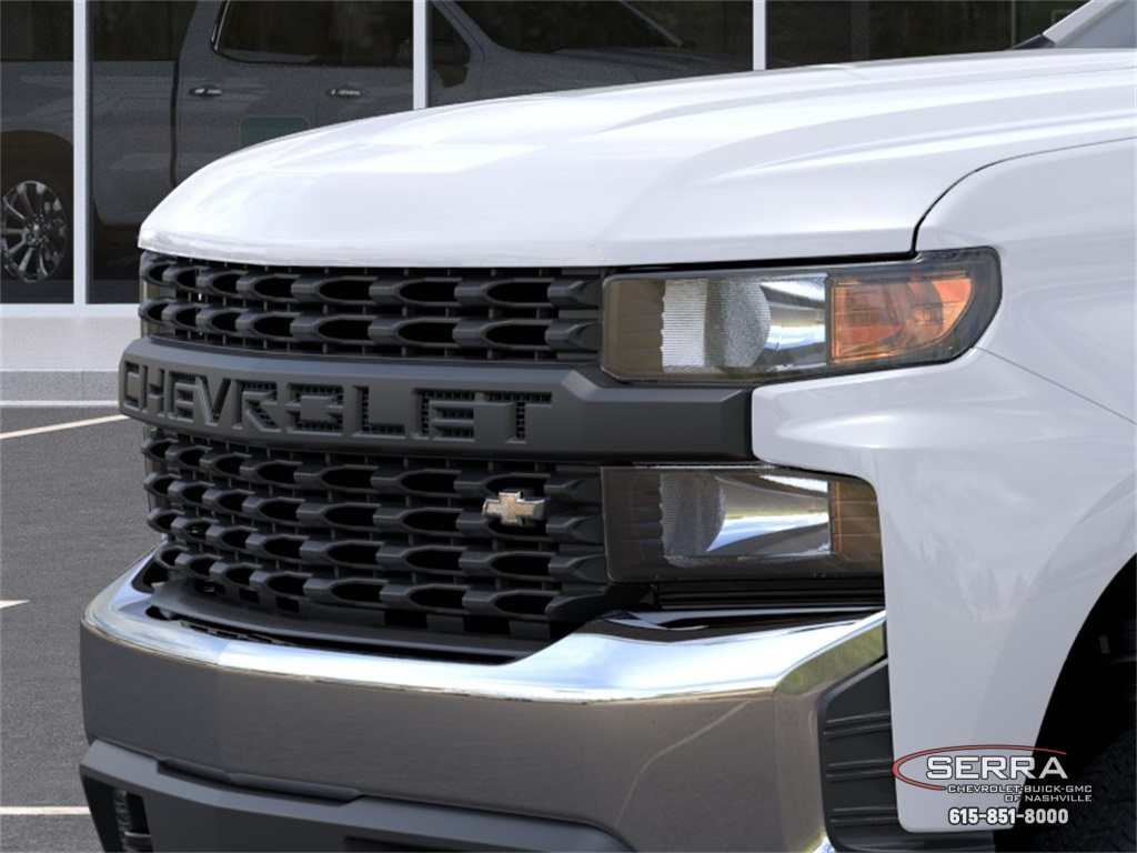 2021 Chevrolet Silverado 1500 Crew Cab 4x4, Pickup #C12577 - photo 11