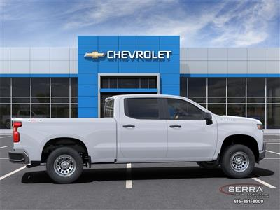 2021 Chevrolet Silverado 1500 Crew Cab 4x4, Pickup #C12577 - photo 5