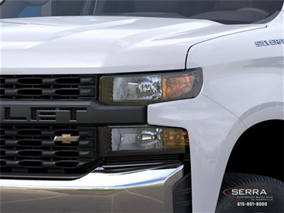 2021 Chevrolet Silverado 1500 Crew Cab 4x4, Pickup #C12577 - photo 8