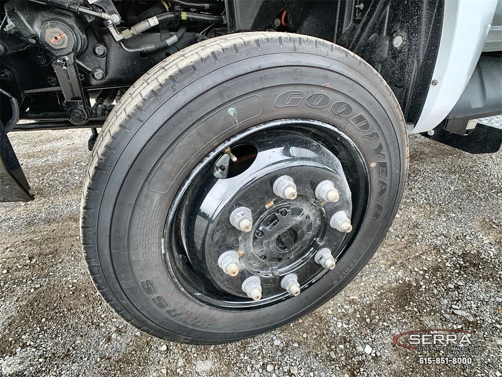 2021 Chevrolet Silverado 4500 Regular Cab DRW 4x4, Freedom Dump Body #C12584 - photo 10
