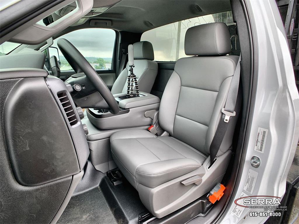 2021 Chevrolet Silverado 4500 Regular Cab DRW 4x4, Freedom Dump Body #C12584 - photo 11