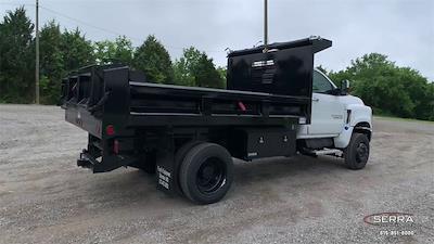 2021 Chevrolet Silverado 4500 Regular Cab DRW 4x4, Freedom Dump Body #C12584 - photo 8