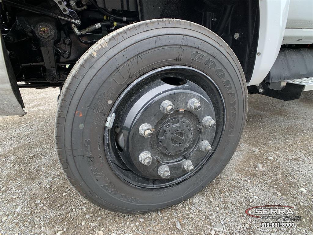 2021 Chevrolet Silverado 4500 Regular Cab DRW 4x4, Freedom Dump Body #C12649 - photo 10