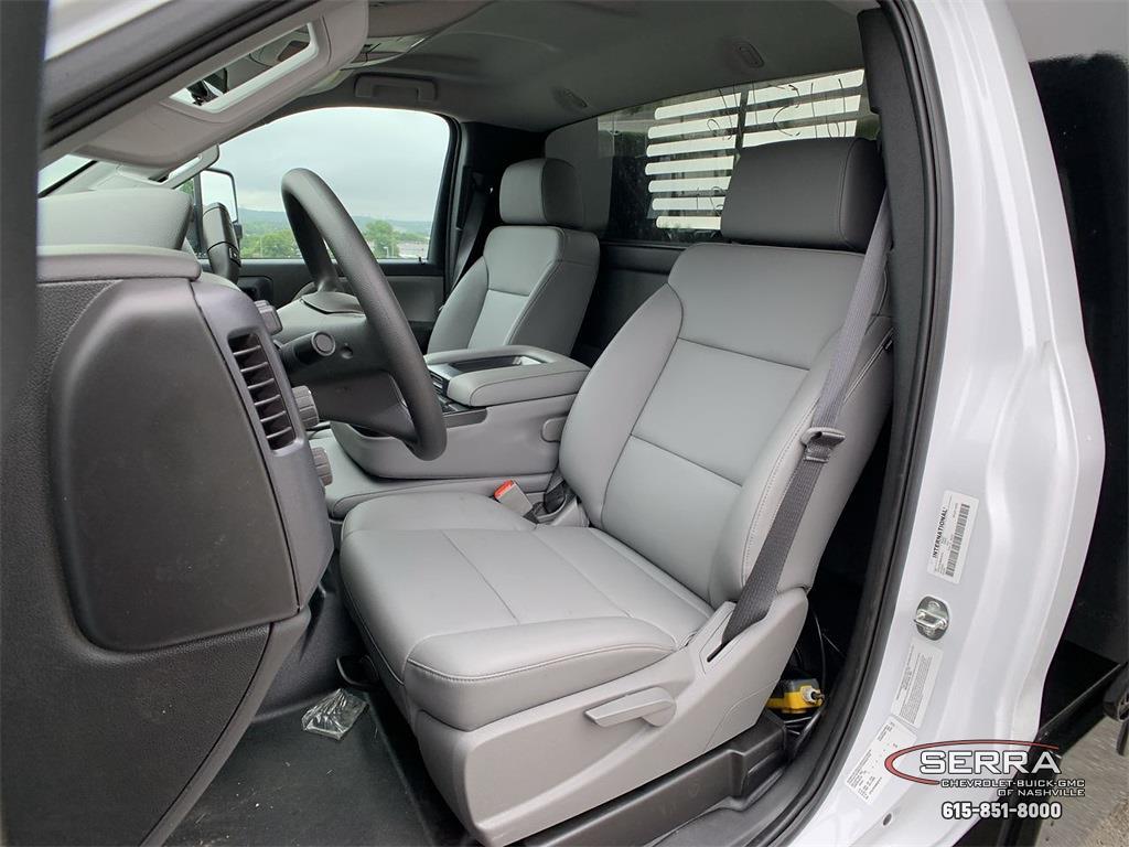2021 Chevrolet Silverado 4500 Regular Cab DRW 4x4, Freedom Dump Body #C12649 - photo 11