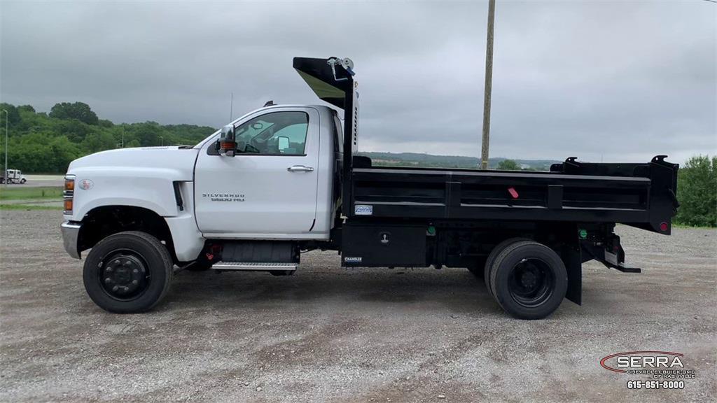 2021 Chevrolet Silverado 4500 Regular Cab DRW 4x4, Freedom Dump Body #C12649 - photo 5