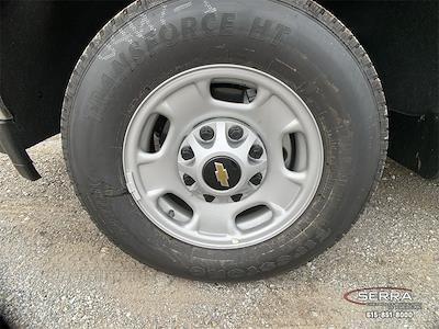 2021 Chevrolet Silverado 2500 Regular Cab 4x2, Warner Select Pro Service Body #C12720 - photo 9