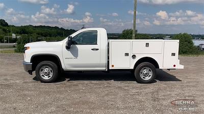 2021 Chevrolet Silverado 2500 Regular Cab 4x2, Warner Select Pro Service Body #C12725 - photo 6