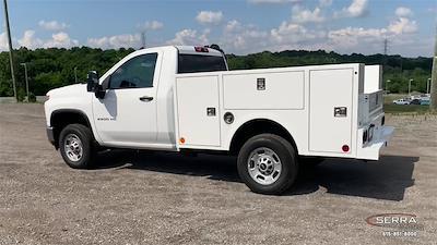 2021 Chevrolet Silverado 2500 Regular Cab 4x2, Warner Select Pro Service Body #C12725 - photo 7