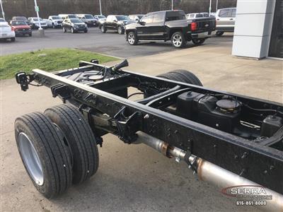 2020 Chevrolet Silverado 5500 Regular Cab DRW 4x4, Freedom LoadPro Dump Body #C201727 - photo 11