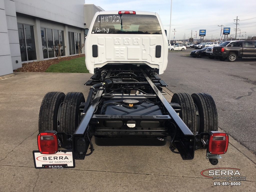 2020 Chevrolet Silverado 5500 Crew Cab DRW 4x4, Knapheide Steel Service Body #C201809 - photo 6