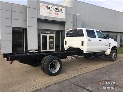 2020 Chevrolet Silverado 5500 Crew Cab DRW 4x4, Knapheide Steel Service Body #C201809 - photo 2