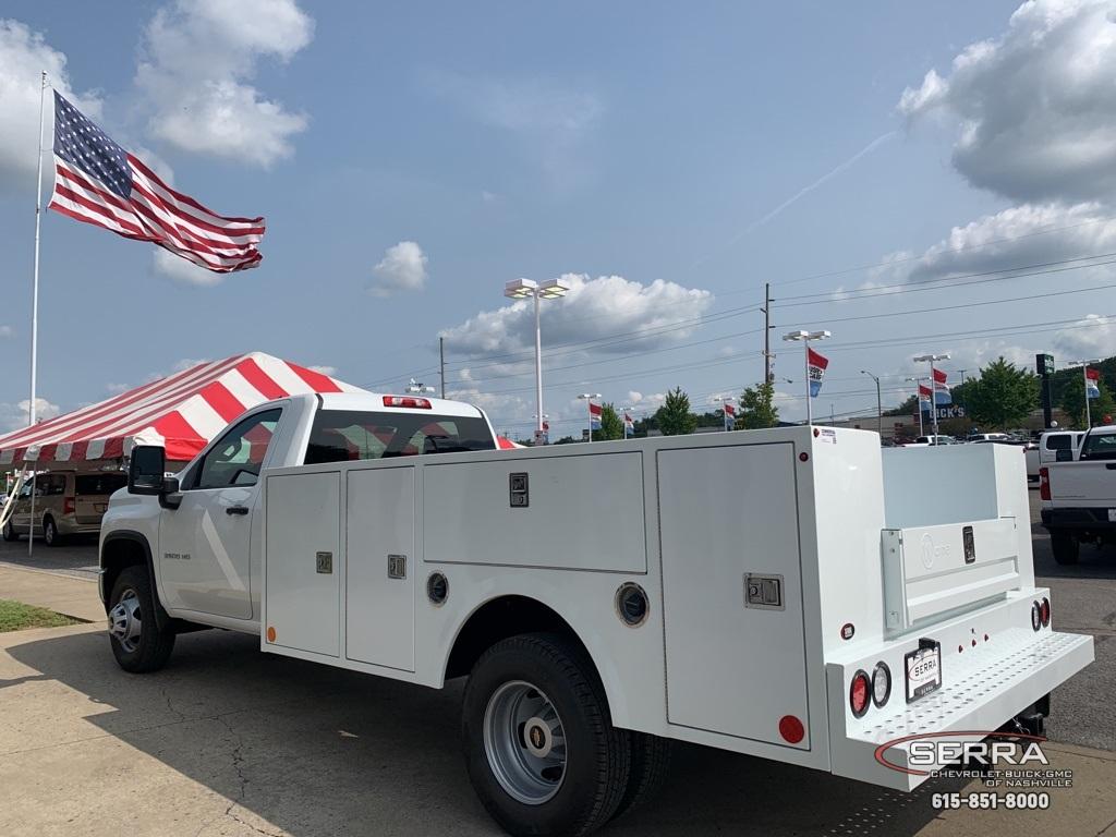 2020 Chevrolet Silverado 3500 Regular Cab DRW 4x2, Warner Select II Service Body #C202944 - photo 5