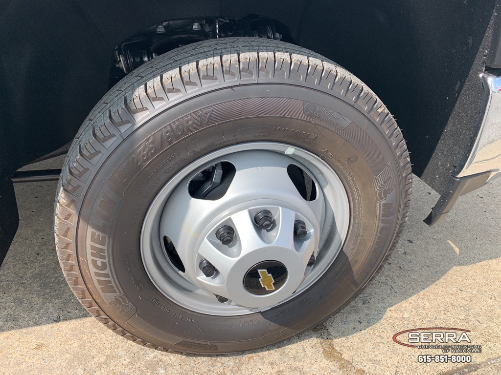 2020 Chevrolet Silverado 3500 Regular Cab DRW 4x2, Warner Select II Service Body #C202944 - photo 8