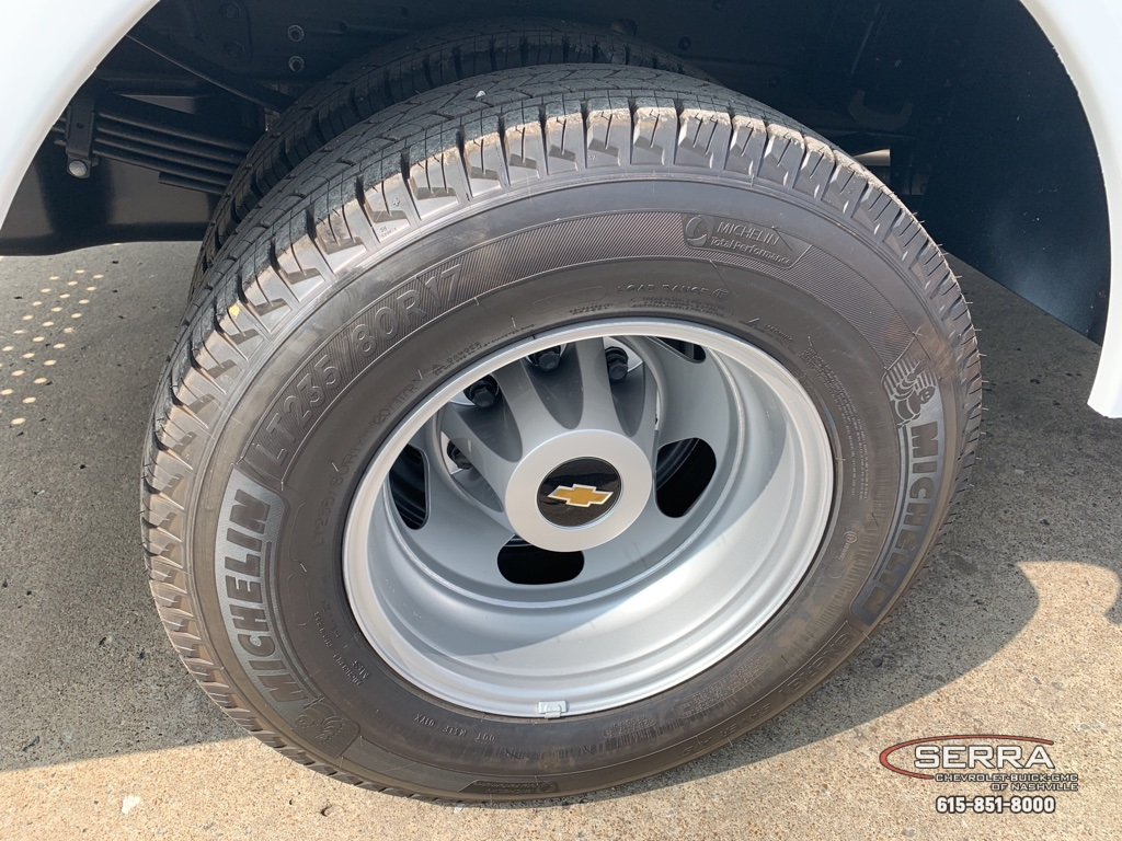 2020 Chevrolet Silverado 3500 Regular Cab DRW 4x2, Warner Select II Service Body #C202944 - photo 9