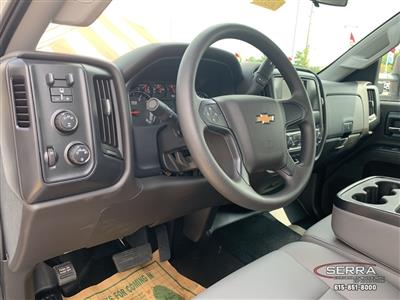 2020 Chevrolet Silverado 5500 Crew Cab DRW 4x4, Reading Classic II Steel Service Body #C203000 - photo 22