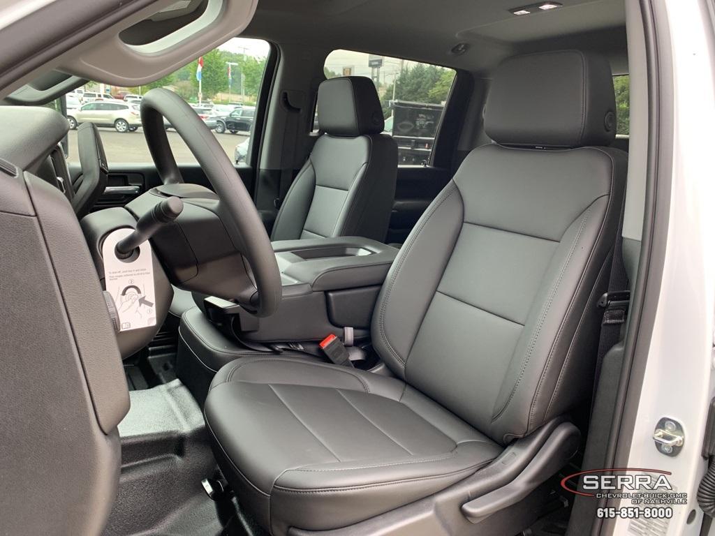 2020 Chevrolet Silverado 2500 Crew Cab 4x2, Warner Select II Service Body #C203181 - photo 21