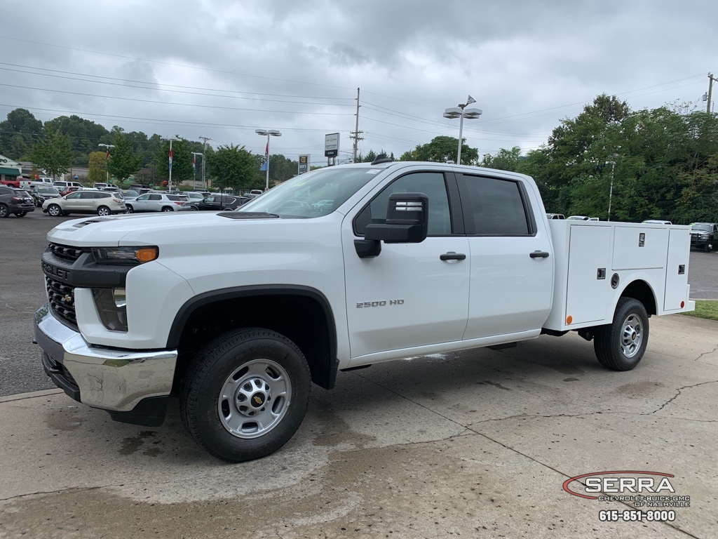 2020 Chevrolet Silverado 2500 Crew Cab 4x2, Pickup #C203181 - photo 4
