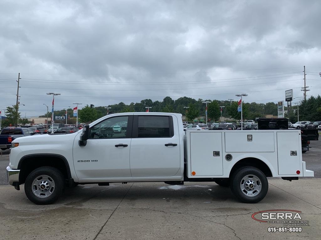 2020 Chevrolet Silverado 2500 Crew Cab 4x2, Warner Select II Service Body #C203181 - photo 3