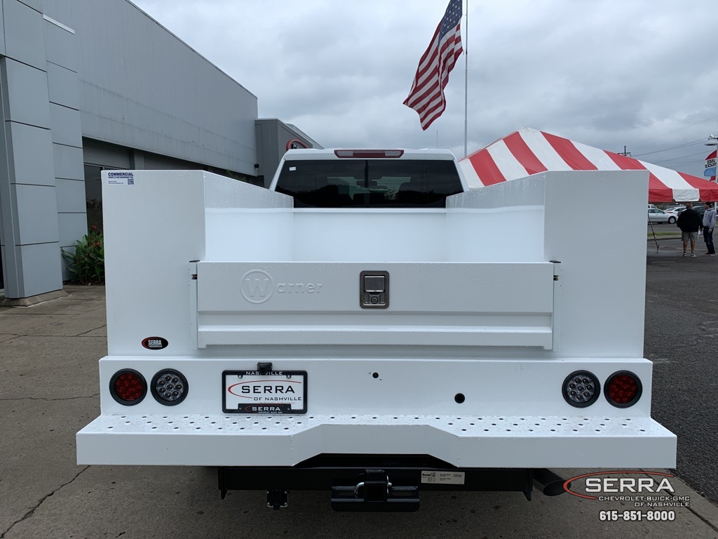 2020 Chevrolet Silverado 2500 Crew Cab 4x2, Warner Select II Service Body #C203181 - photo 7