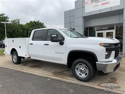 2020 Chevrolet Silverado 2500 Crew Cab 4x2, Pickup #C203181 - photo 1
