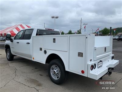 2020 Chevrolet Silverado 2500 Crew Cab 4x2, Warner Select II Service Body #C203181 - photo 6