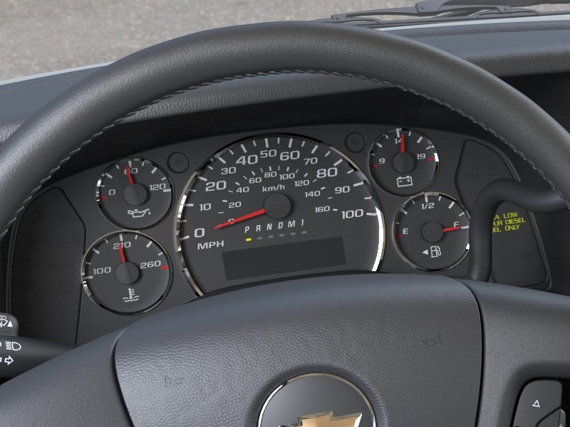 2020 Chevrolet Express 2500 4x2, Empty Cargo Van #C203320 - photo 12