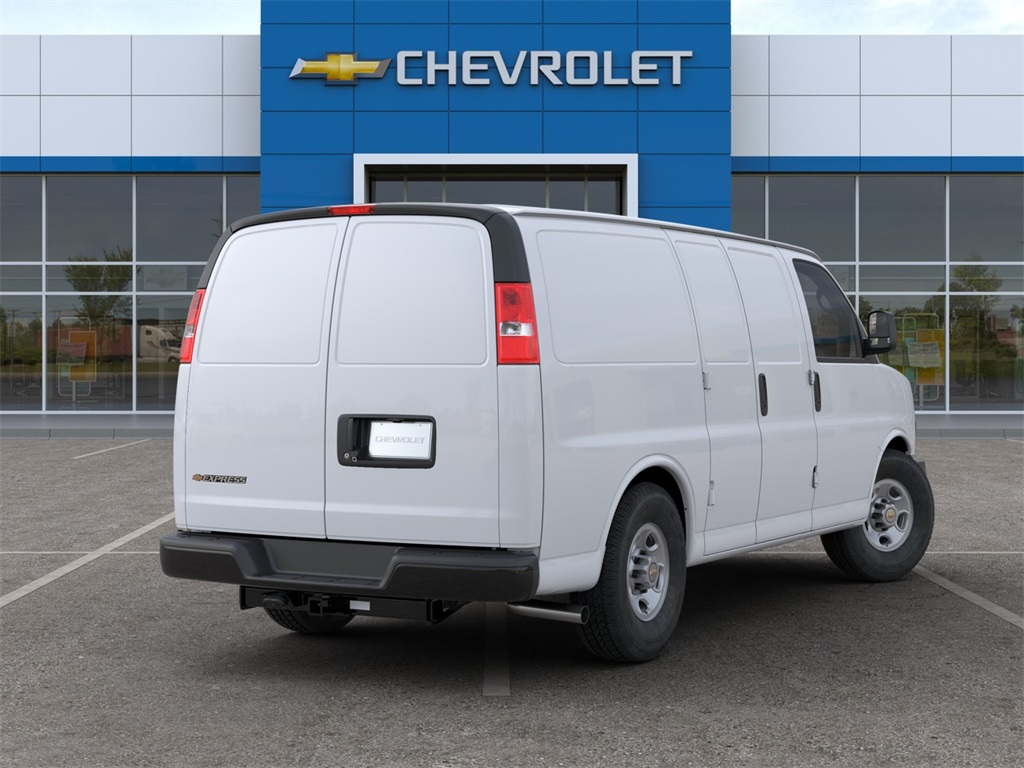 2020 Chevrolet Express 2500 4x2, Empty Cargo Van #C203320 - photo 2