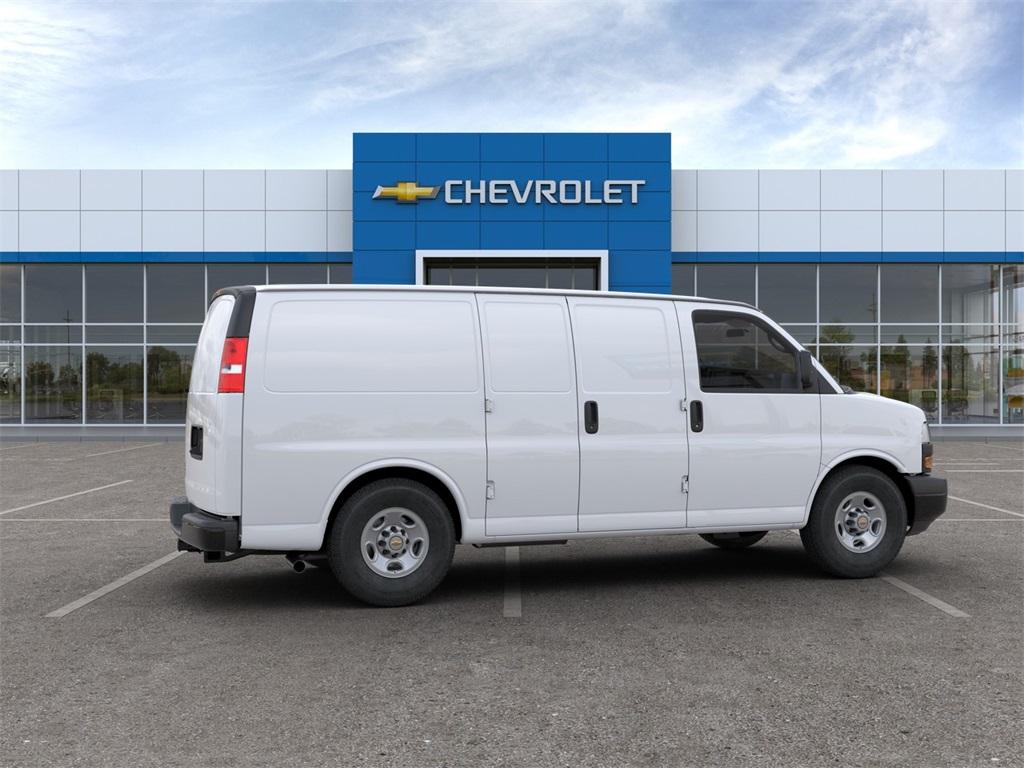 2020 Chevrolet Express 2500 4x2, Empty Cargo Van #C203320 - photo 5
