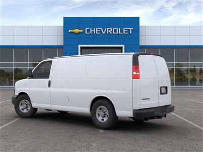 2020 Chevrolet Express 2500 4x2, Empty Cargo Van #C203320 - photo 4