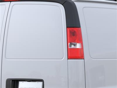 2020 Chevrolet Express 2500 4x2, Empty Cargo Van #C203320 - photo 9