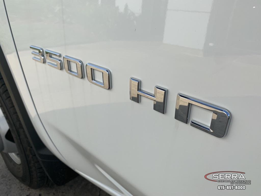 2020 Chevrolet Silverado 3500 Crew Cab DRW 4x4, Knapheide PGNC Gooseneck Platform Body #C203401 - photo 16
