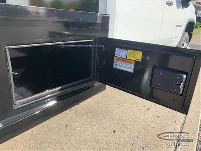 2020 Chevrolet Silverado 3500 Crew Cab DRW 4x4, Knapheide PGNC Gooseneck Platform Body #C203401 - photo 12