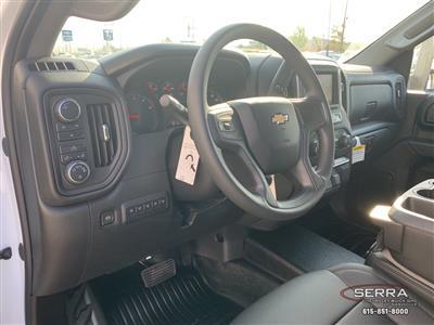 2020 Chevrolet Silverado 3500 Crew Cab DRW 4x4, Knapheide PGNC Gooseneck Platform Body #C203401 - photo 18
