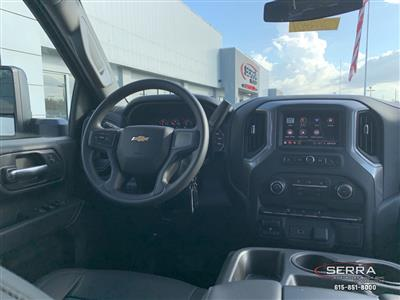 2020 Chevrolet Silverado 3500 Crew Cab DRW 4x4, Knapheide PGNC Gooseneck Platform Body #C203401 - photo 38