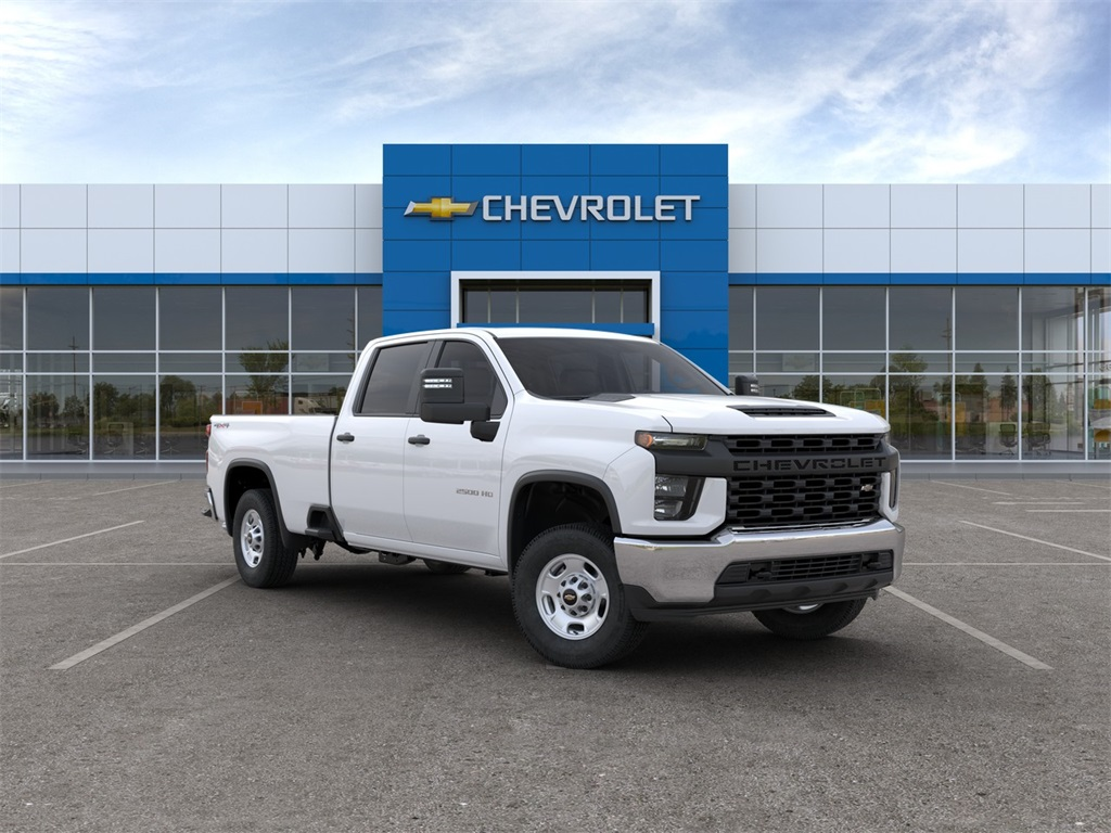 2020 Chevrolet Silverado 2500 Crew Cab 4x4, Pickup #C203462 - photo 1