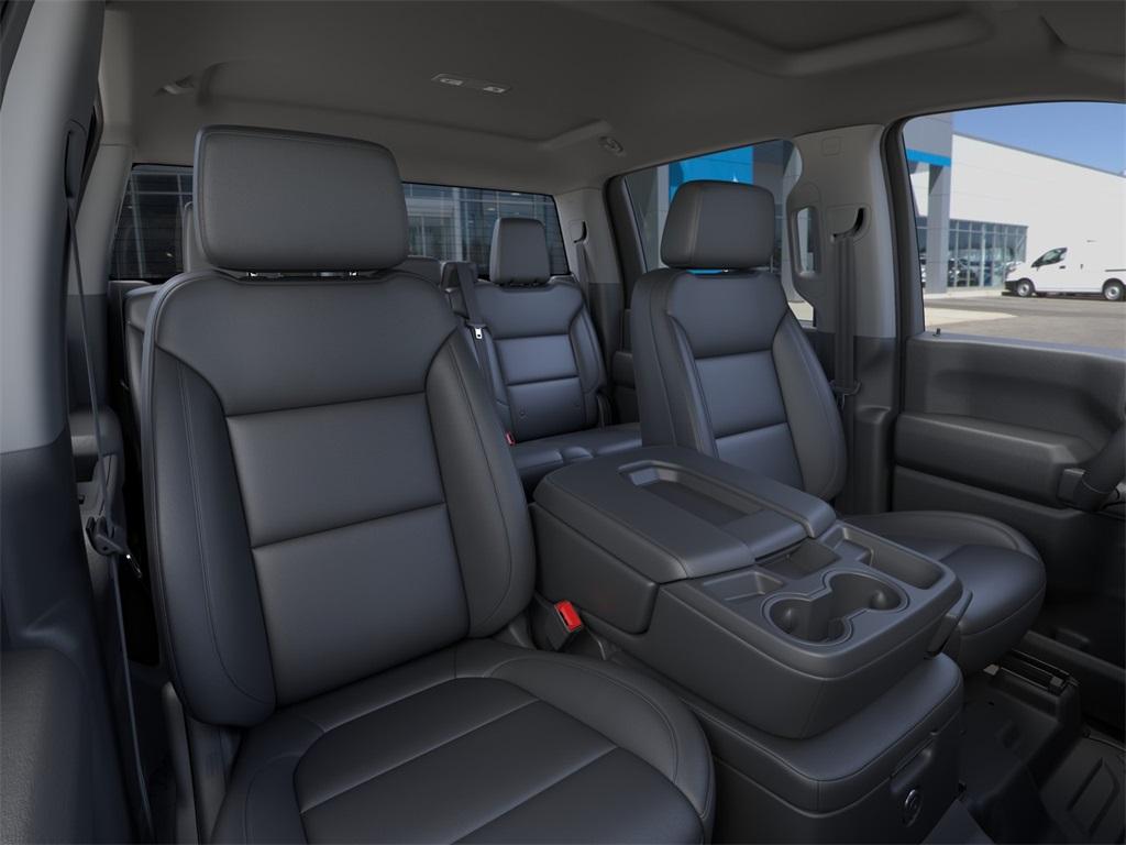 2020 Chevrolet Silverado 2500 Crew Cab 4x4, Warner Select Pro Service Body #C203462 - photo 11