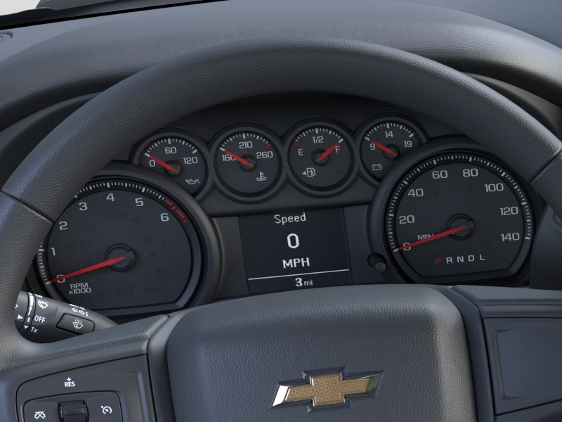 2020 Chevrolet Silverado 2500 Crew Cab 4x4, Warner Select Pro Service Body #C203462 - photo 12