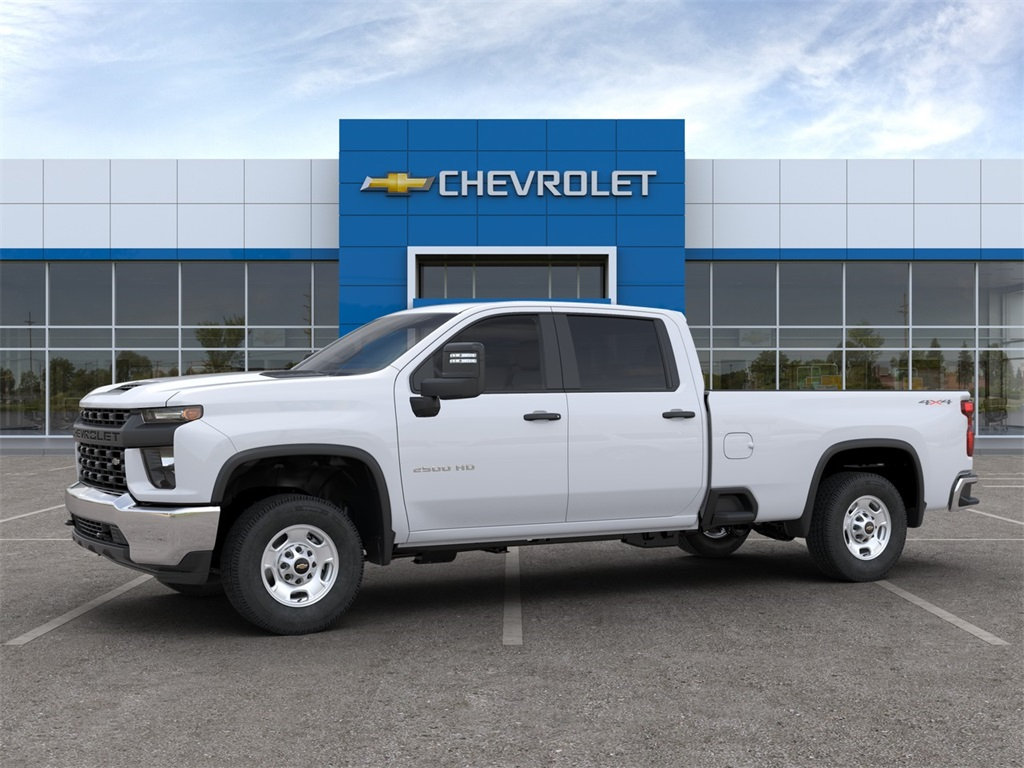 2020 Chevrolet Silverado 2500 Crew Cab 4x4, Pickup #C203462 - photo 3