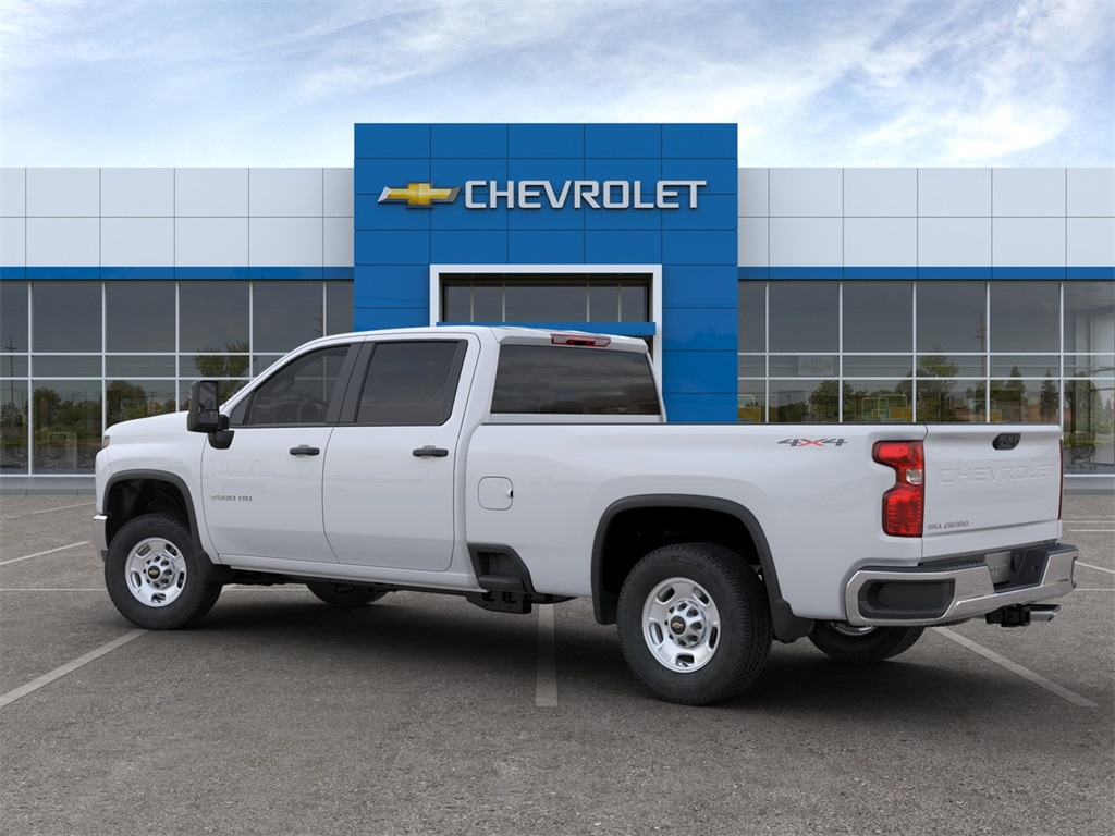2020 Chevrolet Silverado 2500 Crew Cab 4x4, Pickup #C203462 - photo 4
