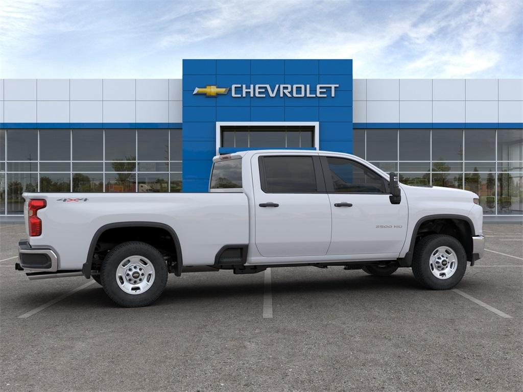 2020 Chevrolet Silverado 2500 Crew Cab 4x4, Warner Select Pro Service Body #C203462 - photo 5