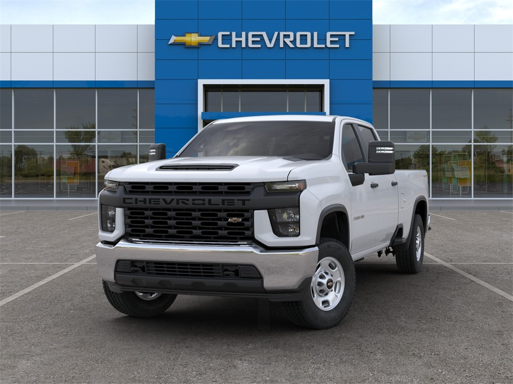 2020 Chevrolet Silverado 2500 Crew Cab 4x4, Pickup #C203462 - photo 6