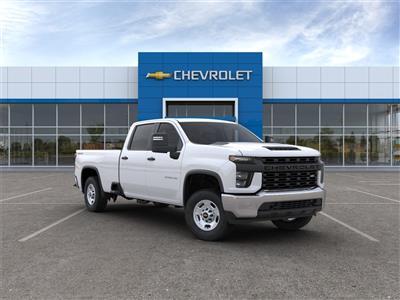 2020 Chevrolet Silverado 2500 Crew Cab 4x4, Warner Select Pro Service Body #C203462 - photo 1