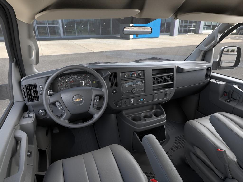 2020 Chevrolet Express 2500 4x2, Empty Cargo Van #C203513 - photo 10