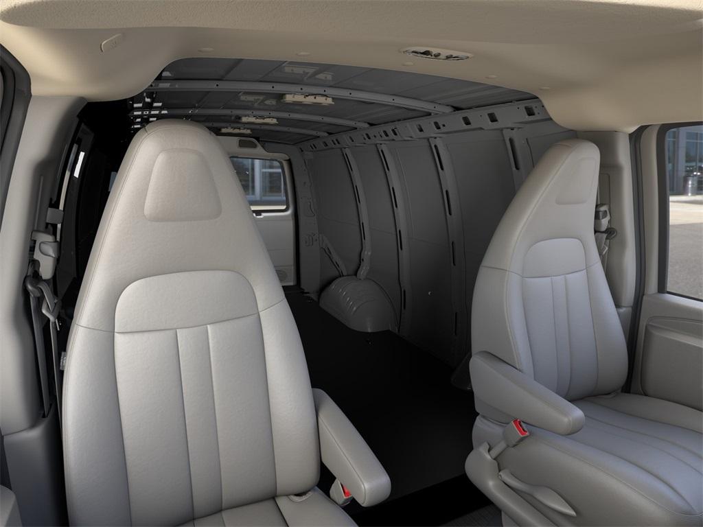 2020 Chevrolet Express 2500 4x2, Empty Cargo Van #C203513 - photo 11