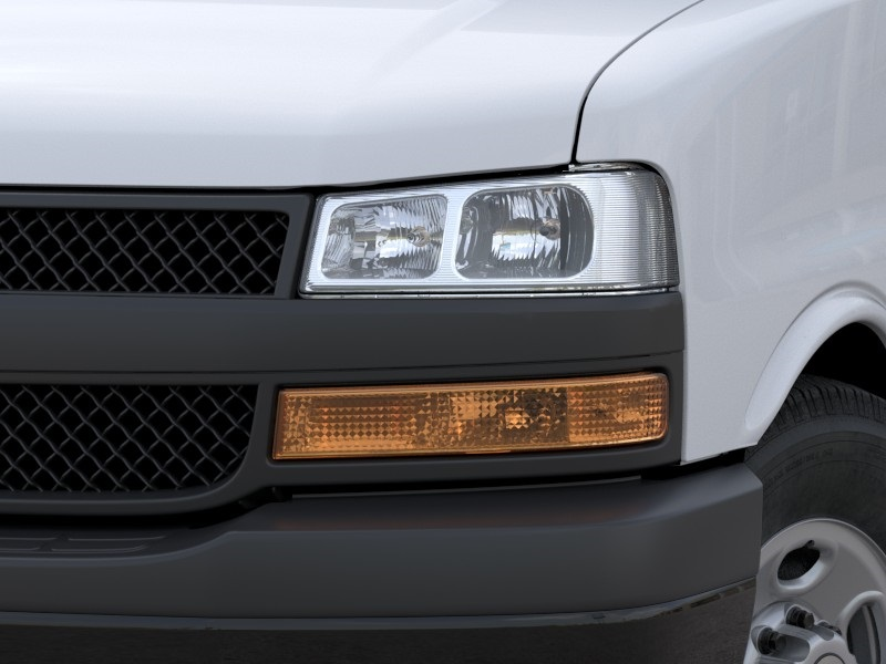 2020 Chevrolet Express 2500 4x2, Empty Cargo Van #C203513 - photo 8