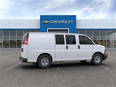 2020 Chevrolet Express 2500 4x2, Empty Cargo Van #C203513 - photo 5