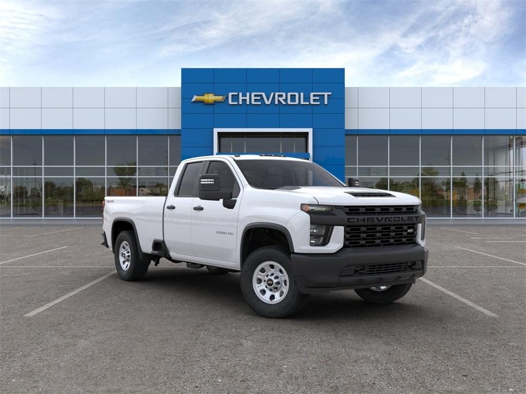 2020 Chevrolet Silverado 2500 Double Cab 4x4, Pickup #C203520 - photo 1